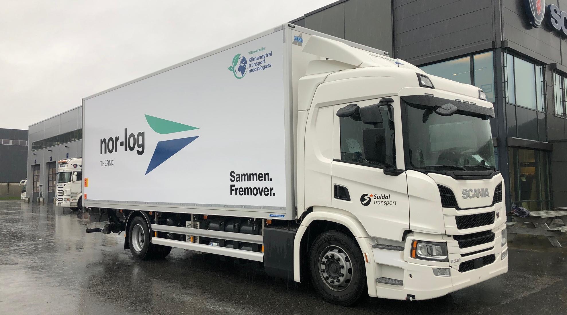 Nor-log Group chose Maritech logistics software