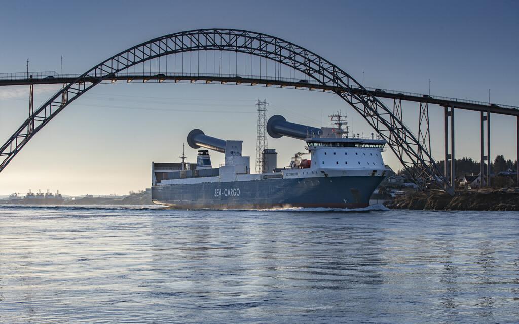 Sea-Cargo velger Maritech